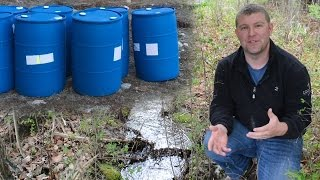 getlinkyoutube.com-Off Grid Living Water Systems: Rain Water Harvesting, Cisterns, Wells & More