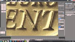 getlinkyoutube.com-Blender Speedart: Euro Coin