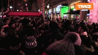 LECK - Triumphal sur les Champs Elysées !