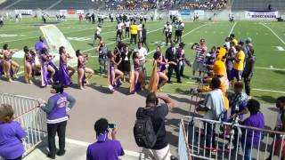 getlinkyoutube.com-Alcorn State Entrance 2015 Homecoming