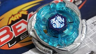 getlinkyoutube.com-IT'S A SCRAPE MONSTER! Omega Dragonis 85XF (BB-M28) UNBOXING! - Beyblade Legends