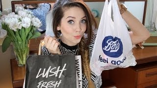 HUGE Beauty & Cosmetics Haul | Zoella
