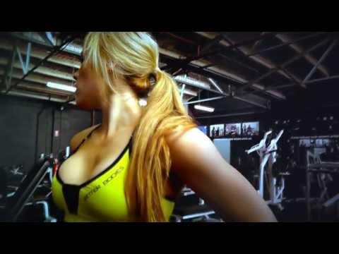 FEMALE FITNESS MOTIVATION - She Loves Workout