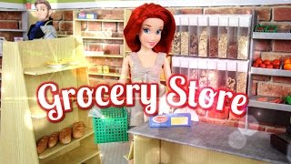 DIY - How to Make:  Doll Grocery Store - Handmade - Doll - Crafts