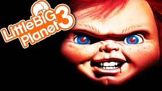 CHUCKY SURVIVAL! | Little Big Planet 3 Multiplayer (88)