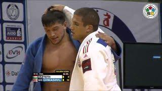 getlinkyoutube.com-Beka Gviniashvili (GEO) vs. Krisztian Toth (HUN) -90kg Judo Grand Prix Ulaanbaatar 2014