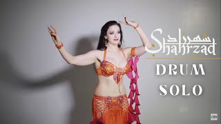 getlinkyoutube.com-Shahrzad Belly Dance drum solo