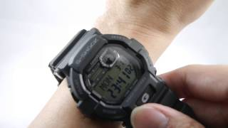 getlinkyoutube.com-Review G-SHOCK GD-350 by www.siam-naliga.com