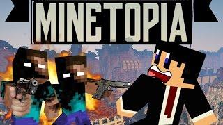 getlinkyoutube.com-Minetopia - #171 - IK WORD BESCHOTEN IN QTRAXIA!! - Minecraft Reallife Server