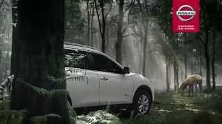 getlinkyoutube.com-ภาพยนตร์โฆษณา ใหม่ Nissan X-Trail Hybrid