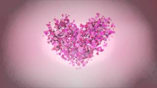 Free Hearts Video Background Intro