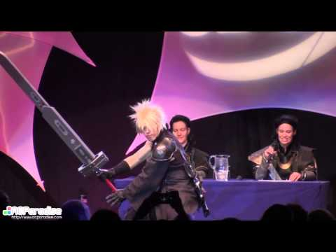 Anime Central  2013 - #35 Final Fantasy VII: Advent Children