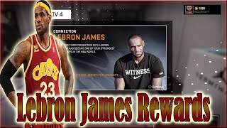 getlinkyoutube.com-NBA 2K16 (Connection) - Lebron James Rewards!!