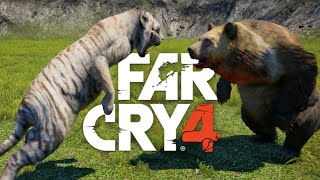 getlinkyoutube.com-Far Cry 4 - Tretas Animal