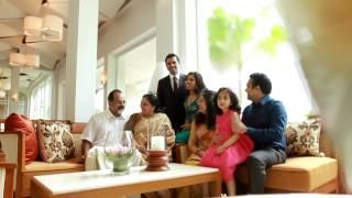getlinkyoutube.com-Kerala Wedding Reception. TARUN + CHETANA by CREW6 PROJECTS