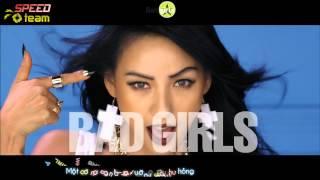 getlinkyoutube.com-[Vietsub + Engsub + Kara] Lee Hyori (이효리) - Bad Girls