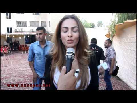 خيمة عزاء الإعلامي مازن دياب