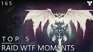 getlinkyoutube.com-Destiny: Top 5 KINGS FALL RAID WTF Moments & Glitches / Episode 165