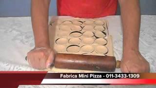 getlinkyoutube.com-Fabrica de Mini Pizza - 11-3433-1309