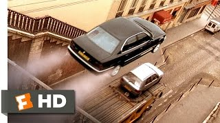 getlinkyoutube.com-The Transporter (1/5) Movie CLIP - A Sick Car Chase (2002) HD