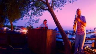getlinkyoutube.com-Sax & Dj - Improvisation at sunset