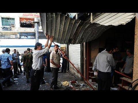 Φονική επίθεση στο κέντρο της Δαμασκού με 14 νεκρούς