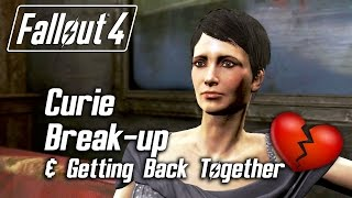 getlinkyoutube.com-Fallout 4 - Curie Romance - Breaking Up & Getting Back Together