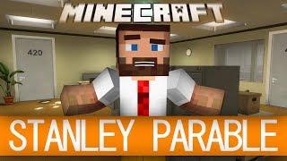 getlinkyoutube.com-Minecraft: The Stanley Parable - Minecraft Stanley Parable Adventure Map