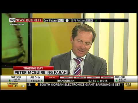 Peter McGuire Interview 6th of March 2013