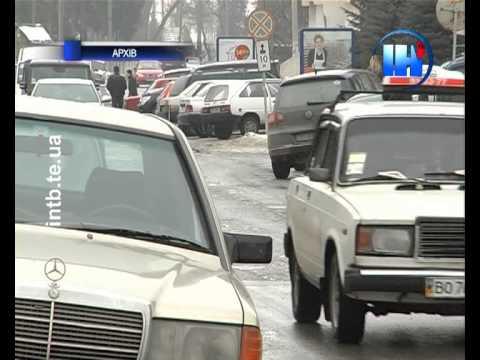 Рейсовий автобус «Івано-Франківськ--Тернопіль» зіткнувся з автомобілем