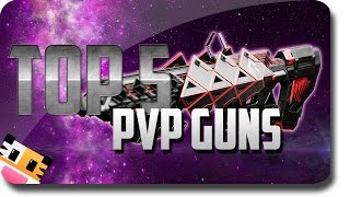 "getlinkyoutube.com-Destiny ""Top 5"" Guns in PvP (Top 5 Destiny ""Rise of Iron"" Weapons)"