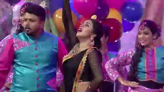 getlinkyoutube.com-Shamna's sizzling performance - Mirchi music awards south 2015