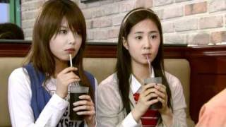 getlinkyoutube.com-Yuri & Sooyoung (SNSD) Unstoppable Marriage E099 Apr01.2008 GIRLS' GENERATION