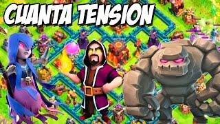 CUANTA TENSIOOOOON!!!!! | Clash of clans