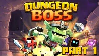 getlinkyoutube.com-[IOS] [Dungeon Boss] [Gameplay!!] [Part 1] [Annoying Person!]
