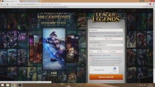 getlinkyoutube.com-► TUTORIAL - Registrarse, Descargar e Instalar League of Legends en ESPAÑOL (Actualizado 2017)