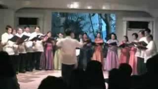Rockin Jerusalem Andre Thomas - conducted by Sarin Chintanaseri