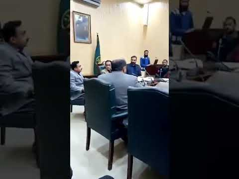 اسسٹنٹ کمشنر جنت حسین نیکوکارہ ۔ احمدی مسلمانوں سے رواداری کے سلوک کی ترغیب دینے پر طلباء کی دہشتگردی اور معافی کا مطالبہ