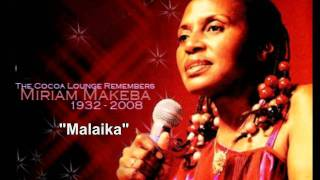 "getlinkyoutube.com-MIRIAM MAKEBA - ""Malaika"" - Original 1974 single with Swahili and English Lyrics."