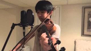 getlinkyoutube.com-(Violin w/ Sheet Music) Sword Art Online OP2 - Innocence (Re-upload)