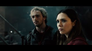 getlinkyoutube.com-Meet Quicksilver & the Scarlet Witch - Marvel's Avengers: Age of Ultron - Featurette 1