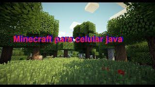 getlinkyoutube.com-Minecraft para celular java