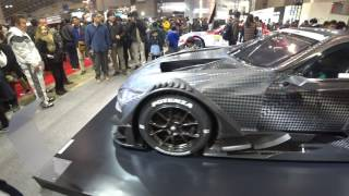 getlinkyoutube.com-LEXUS RC F GT3 紹介!(東京オートサロン2017)