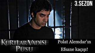 getlinkyoutube.com-Kurtlar Vadisi Pusu - Polat Alemdar'ın efsane kaçışı | FULL Sahne