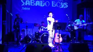 "getlinkyoutube.com-Me singing ""Kahit Kailan"" with Jimmy Bondoc, Luke Mejares, Duncan Ramos"