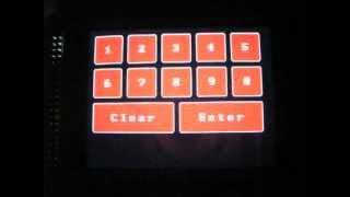 getlinkyoutube.com-Demo Display TFT LCD 320x240 com touchscreen no Arduino