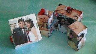 getlinkyoutube.com-Como hacer un Cubo Magico con fotos para este dia de las madres