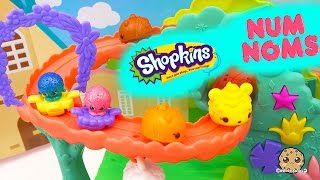 getlinkyoutube.com-Shopkins Season 4 Meet Num Noms and Ride On Rollercoster - Play Video Cookieswirlc