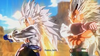 getlinkyoutube.com-Dragon Ball Xenoverse Gameplay Walkthrough SSJ5 Ultimate Fusion [Episode 1]