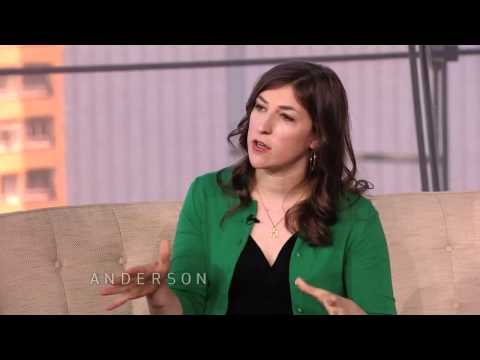 Mayim Bialik on Attachment Parenting